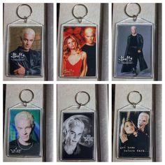 Buffy the Vampire Slayer Spike Keychains