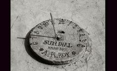Sundial, made by A. Satyajit Ray, Sundial, 9 And 10, Teachers, Parts Of The Mass