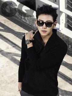 pic+of+ji+chang+wook | Ji Chang Wook для GQ Korea December 2014