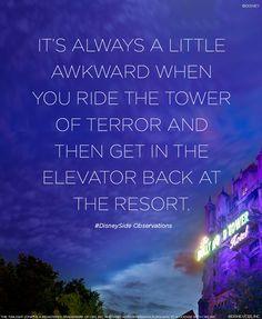 #DisneySide #WaltDisneyWorld #TowerOfTerror