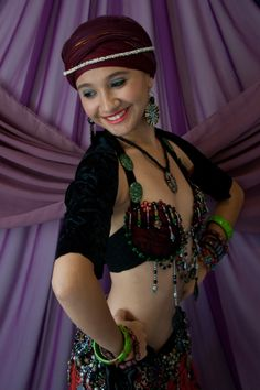 Danças étnicas