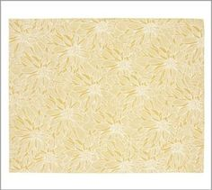 pale pale pale yellow rug