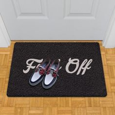 Funny saying Doormats Cool Doormats Birthday Funny Mens gifts off doormat in black, ideal fun gifts in high quality from The Smithers of stamford brand UK online shop Wedding Gifts For Men, Unique Gifts For Men, Cool Doormats, Dry Sense Of Humor, Retro Gifts, Fun Gifts, Black Friday Shopping, Cool Inventions, Gift Store