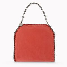 Sustainable and animal friendly. l Stella McCartney #Falabella Bag #fashiontakesaction