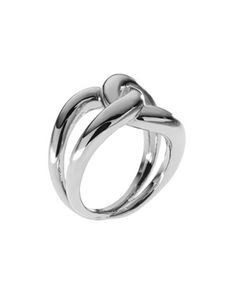 Michael Kors Ring, Silver-Tone Twisted Knot Ring - Fashion Rings - Jewelry Watches - Macys --Michael kors sale For Gift. Michael Kors Ring, Outlet Michael Kors, Cheap Michael Kors, Handbags Michael Kors, Mk Handbags, Jewelry Rings, Jewelry Watches, Jewelry Accessories, Jewelry Design