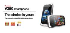 V350 online banner 990x467 pixels Dual Sim, Sims, Smartphone, Banner, Banner Stands, Mantle, Banners