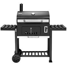Royal Gourmet Deluxe Pro CD2030 Charcoal Grill 858 Square Inches Cooking Area 30 L https://bestelectricsmokerreviews.info/royal-gourmet-deluxe-pro-cd2030-charcoal-grill-858-square-inches-cooking-area-30-l/