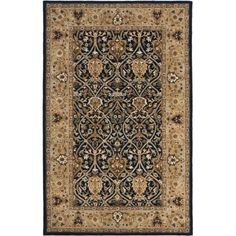 Safavieh Persian Legend PL819C Blue - Gold Area Rug  http://www.arearugstyles.com/safavieh-persian-legend-pl819c-blue-gold-area-rug.html