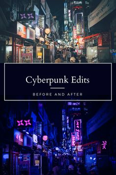 Give cyberpunk look to your images, easy to follow tutorial in adobe photoshop. Adobe Photoshop, Your Image, Cyberpunk, Easy, Photoshop Ideas