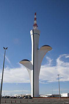 Torre de TV Digital - Brasília. Arq Oscar Niemeyer