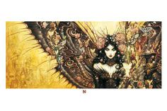 ledroit-femme fatal fairy