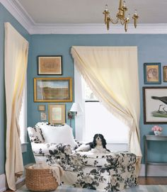 living room - dog-friendly - Cool Chic Style Fashion