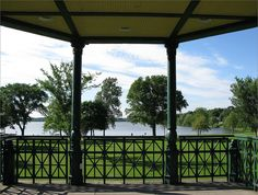Wakefield Common and Lake Quannapowitt by Elizabeth Thomsen, via Flickr