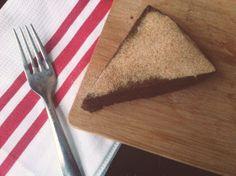 Chocolate Garbanzo Bean Cake | ----| wild roots