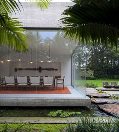 Yucatan House by Isay Weinfeld | HomeDSGN