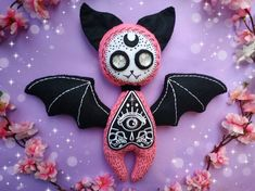 Your place to buy and sell all things handmade Softies, Plushies, Felt Crafts, Diy And Crafts, Monster Room, Fantasy Dolls, Voodoo Dolls, Creepy Dolls, Sewing Toys