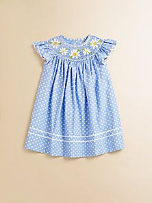 Daisies Angel Dress