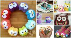 FabArtDIY Crocheted Owls Free Patterns