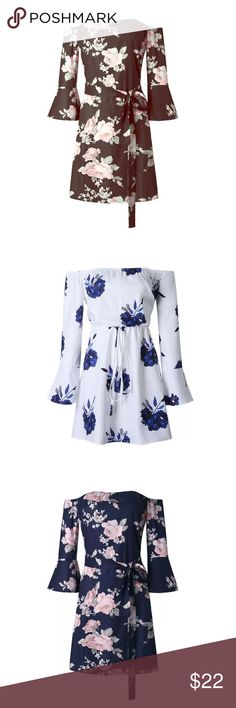 Floral romper Floral pattern romper available in 2 different patterns Other