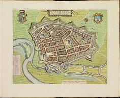 ROERMOND. Atlas De Wit.