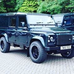 The Twisted Field Sports Vehicle - modified inside and out (and even under the bonnet!) for maximum functionality. - #TwistedDefender #FieldSports #Vehicle #Style #Modified #Handmade #Handcrafted #Lifestyle #Outdoors #4x4 #Interior #Details #Defender #LandRover #LandRoverDefender #Customised #ModernClassic #Iconic #Yorkshire #BestOfBritish #AntiUrban