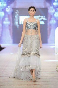 d7cd064263 Ammara Khan PLBW 2014 Pakistan Fashion Week, Pakistani Designers, Pakistani  Dresses, Indian Wear