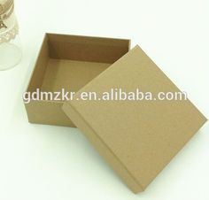 Check out this product on Alibaba.com App:Promotion Wholesale Recycled Kraft Paper Fashionable packaging box Chocolate Gift Box https://m.alibaba.com/2ye2An