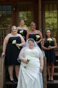 #slimmingbodyshapers   Plus size bride and bridesmaids,  Love your curves, love your body! for undergarments that fit slimmingbodyshapers.com  plus size shapewear and bras to make you feel comfortable, confident and the beautiful woman you are!