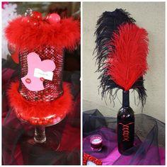 30th burlesque birthday so cute!- B. Lovely Events