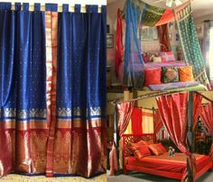 reuse old silk sarees, ideas to recycle old sarees, what to do with old silk kajeevaram sarees