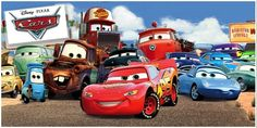 Cars Movie Quotes & other Disney movies