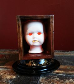 One-of-a-kind Upcycled Repurposed Vintage Baby by UrsMineNours