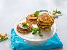 Freesweet is the ideal sugar replacement that comes in 2 flavours, original and vanilla. Sugar Free Pancakes, Sunday Breakfast, Non Stick Pan, Chia Seeds, Salmon Burgers, Cooking Time, New Recipes, Baking, Bakken