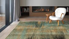 Samad Blog - The world's finest hand knotted, decorative rugs from Samad Green Rugs, Decorative Rugs, Knots, Abstract, Blog, Home Decor, Summary, Decoration Home, Room Decor