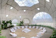 Geodesic dome                                                                                                                                                                                 Mehr