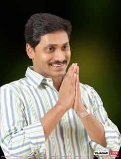 YS Jagan Mohan Reddy HD Images   YS Jagan HD Wallpapers - Jaganism