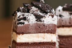 You Don't Have To Be A Kid To Enjoy This Ice Cream Sandwich Cake