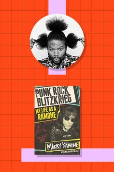 """28 London Influencers On The Books That Changed Their Lives #refinery29  http://www.refinery29.com/most-inspirational-books#slide-4  Angel Nokonoko, Nok Nok Denim designer and DJ""""The book that has changed the way I see and feel fashion with music is Punk Rock Blitzkrieg: My Life as a Ramone by Marky Ramone. Fashion is the cousin of music. It's about expressing yourself and constantly reinventing yourself, keeping your heart and soul the same. I have a special connection with Mark; we have…"""