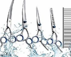 Swify 5pcs Stainless Steel Professional PET DOG Home Grooming Scissors Suit Cutting Curved Thinning Shear No description (Barcode EAN = 0190203944581). http://www.comparestoreprices.co.uk/december-2016-week-1-b/swify-5pcs-stainless-steel-professional-pet-dog-home-grooming-scissors-suit-cutting-curved-thinning-shear.asp
