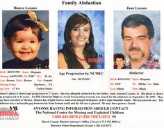 My missing daughter and what she might look like 17 YEARS later! She will be 19 in August. Bianca where are you? Baytown Texas, Age Progression, Missing Child, Important People, Together We Can, Brown Hair, The Unit, Female, Children