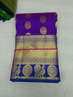 Silk Saree Banarasi, Kanchipuram Saree, Pure Silk Sarees, Folk Embroidery, Saree Blouse Designs, Saree Collection, Saree Wedding, Gold Bangles, Indian Sarees