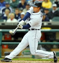 Brennan Boesch of the Detroit Tigers... Love!!!