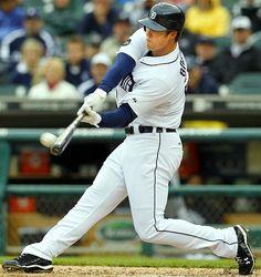 Brennan Boesch of the Detroit Tigers... Love!!!