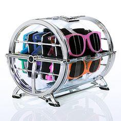 Sunglass Station - roterande förvaring för dina solglasögon!