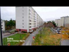 Johan Enbergs väg 64 - 5:a · 118m2 - Solna / Västra Skogen : Via Notar mäklare Solna