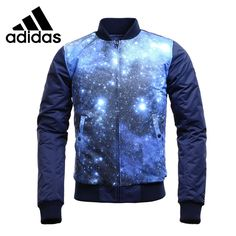 Original New Arrival Adidas NEO Label Men's Thickened Jacket Short Sportswear