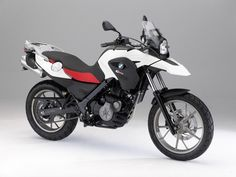 Best bikes for shorter riders: BMW G650 GS