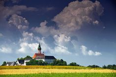 Kloster Andechs : bayern, germany