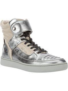 Alexander McQueen PUMA Hi-Top Trainer #mens #shoes #fashion
