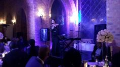 Riverside Castle, lights, show. A GHINOMAE event. Info@ghinomae.co.za
